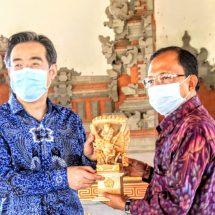 Pemerintah Tiongkok Siap Dukung Penanganan Covid-19 di Bali