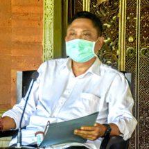 Walikota Rai Mantra Ikuti Vidcon Rakor Persiapan Pilkada Serentak 2020