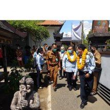 Dirjen Yankomas Ditjen HAM Kunjungi Posyankumhamdes Medahan