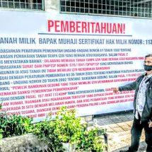 Sengketa Tanah, Kapendam Udayana: Tidak Benar Dugaan Penyekapan Oleh Oknum TNI