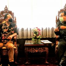 Cok Ace Dukung Baliwood World Content Project Panels