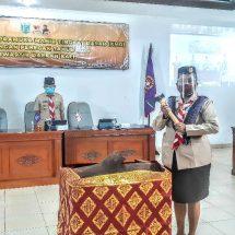 Kwarda Pramuka Bali Gelar Khursus Mahir Dasar