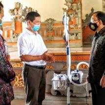 Penanganan Covid-19 di Bali, Kemenkes Bantu APD dan Ventilator