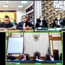 Sidang Pemeriksaan akan Digelar Offline, Hakim Tolak Eksepsi Jerinx SID