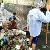 Hujan Lebat Guyur Denpasar, Timbulkan Genangan di Beberapa Titik