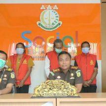 Diduga Korupsi Rp5,25 Miliar, Tiga Pengurus LPD Kekeran Ditahan Kejari Badung