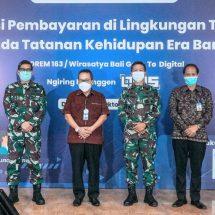 Korem Wirasatya Pertama di Indonesia Implementasikan Digitalisasi Pembayaran