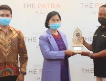 The Patra Bali Resort & Villas Kandidat Penerima Penghargaan BUMN CSR Award 2020