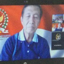 Reses Dr. Mangku Pastika: Saya Bangga Simantri Masih Eksis