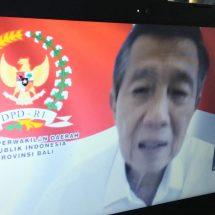 Dr. Mangku Pastika: Penanganan Covid-19 Perlu Didukung dan Diperluas