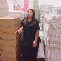 Hanya Dari Rumah, Ditha Avnovera Sukses Raup Untung Miliaran dari MS Glow