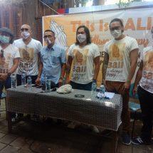 "Launching Clip ""This is Bali Always Happy"", Crazy Horse Semangati Masyarakat untuk Terus Berkarya"