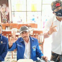 Partai Demokrat Siap Menangkan Paslon Amerta Jadi Walikota Denpasar