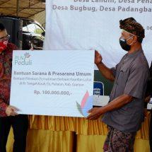 PLN UID Bali Bantu Sarana Ibadah