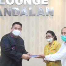 Kapolda Bali Terima Audiensi Komite Daerah Perlindungan dan Pemenuhan Hak Penyandang Disabilitas Bali