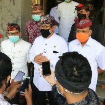 Belajar Dari Pandemi, Wagub Cok Ace Dorong Penguatan Sektor Pertanian