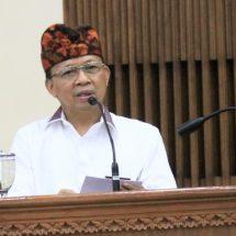 Gubernur Koster Lantik Kepala Perwakilan BPKP Provinsi Bali dan Pengukuhan Kepala Kantor Regional X BKN