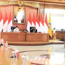 Ny. Putri Suastini Koster Beri Pembekalan kepada Paiketan Krama Istri Bali