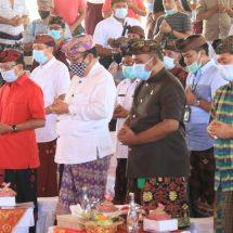 Gubernur Koster Matangkan Pembangunan Kawasan Pusat Kebudayaan Bali di Klungkung
