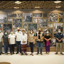 Rai Mantra Dukung Gerakan Bali Kembali Sinergitas Dalam Pemulihan Ekonomi dan Pariwisata