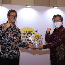 "PLN Raih 22 Penghargaan Ajang ""The Best Contact Center Indonesia"""