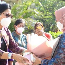 Sulawesi Selatan Ingin Banyak Belajar dari TP PKK Provinsi Bali