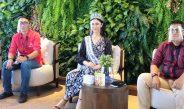 Akhirnya Puteri Indonesia Lingkungan 2020 Putu Ayu Saraswati Pulang Kampung