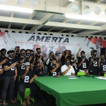 Giliran Relawan Denpasar Utara Siap Menangkan Paslon AMERTA Jadi Walikota Denpasar