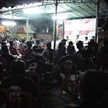 Warga Panjer dan Sidakarya Sepakat Menangkan Paslon AMERTA