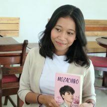 Novelis Poppi Pertiwi: Awalnya Hanya Iseng, Jadi Ketagihan Menulis