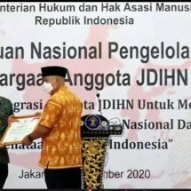 Terus Berinovasi, Pemprov Bali Raih Tiga Penghargaan dari Kementerian Hukum dan HAM