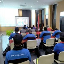 Dosen Unwar Gelar Pelatihan ESP Kepada Masyarakat di SPN Polda Bali Singaraja