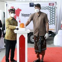 Bali Ekspor 12 Ton Bawang Merah ke Singapura
