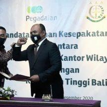 Upaya Atasi Masalah Hukum, Pegadaian Jalin Kerja Sama dengan Kejati Bali