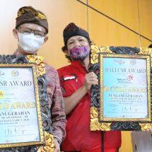 Sejak 2018, PLN Bali Berturut-turut Sukses Pertahankan Gold BUMN CSR Award