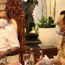Gubernur Koster: Bali Siap Bantu Kembangkan Potensi Pariwisata Bumi Gora