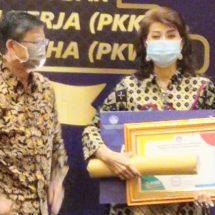 LKPMiko Yessica Raih Juara 3 Tingkat Nasional Program Pendidikan Kecakapan Kerja