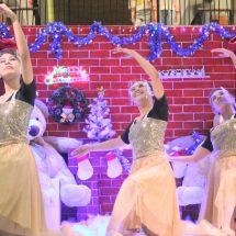 Shine Ballet School Meriahkan Perayaan Natal 2020 dan Tahun Baru 2021
