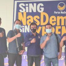 Polda Bali Silaturahmi dengan Tim Pemenangan Paslon AMERTA, Tingkat Partisipasi Pemilih Denpasar Terendah