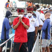Gubernur Koster Realisasikan Pembangunan Pelabuhan Segitiga Sanur, Nusa Penida dan Nusa Ceningan Dalam Jangka Waktu Cepat di Tahun 2020