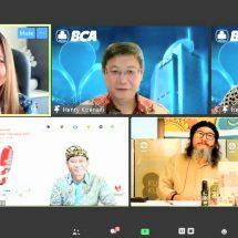 Konsisten Dukung Kemajuan UMKM, BCA Sukseskan Gerakan Nasional Bangga Buatan Indonesia 2021