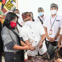 Dukung Gernas BBI, Trisno Nugroho Berharap Penjualan Produk-produk UMKM di Bali makin Meningkat