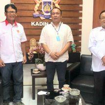 Bertemu Ketum IMI Bambang Soesatyo, KONIdan Kadin Bali Dukung Pengembangan Sport Tourism