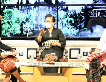 Ny. Putri Koster: Keberadaan PAKIS Bali untuk Memberikan Kontribusi dalam Mendukung Desa Adat
