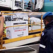 Polda Bali Laksanakan Pengamanan Distribusi24.230 Dosis Vaksin Corona (Covid-19) Tahap III