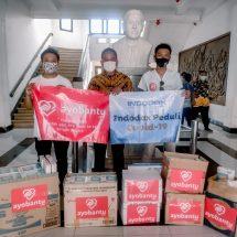 Startup Ayobantu Aktif Membantu Ribuan Korban Pandemi COVID dan Bencana Alam melalui Rupiah dan Bitcoin
