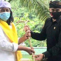 Sesepuh Golkar Alit Yudha Terima AWK di Kediaman Pribadi, Pertanda Suksesi Bali 2024?