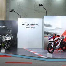 All New CBR150R Akan Sapa Penggemar Sepeda Motor Sport Pulau Dewata
