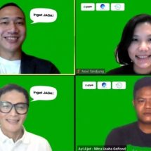 Gojek Konsisten Bekali Edukasi Keamanan Digital, UMKM Semakin Aman Kembangkan Usaha di Masa Pandemi