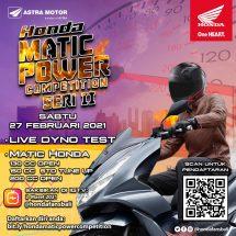 """Sukses Pada Seri Pertama, Astra Motor Bali Kembali Gelar """"Honda Matic Power Competition Seri Kedua"""""""